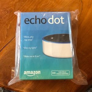 Brand new Echo Dot